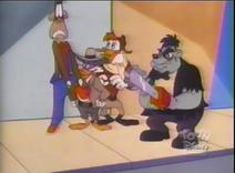 Toon Disney Airing Darkwing Duck (2002)