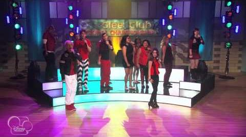 Austin & Ally Glee Club Mash Up