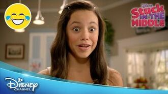 Stuck In The Middle The Big Day 😱 Disney Channel UK