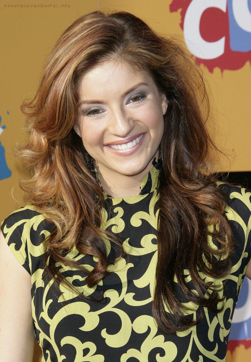 Anneliese van der Pol | Disney Channel Wiki | FANDOM ...
