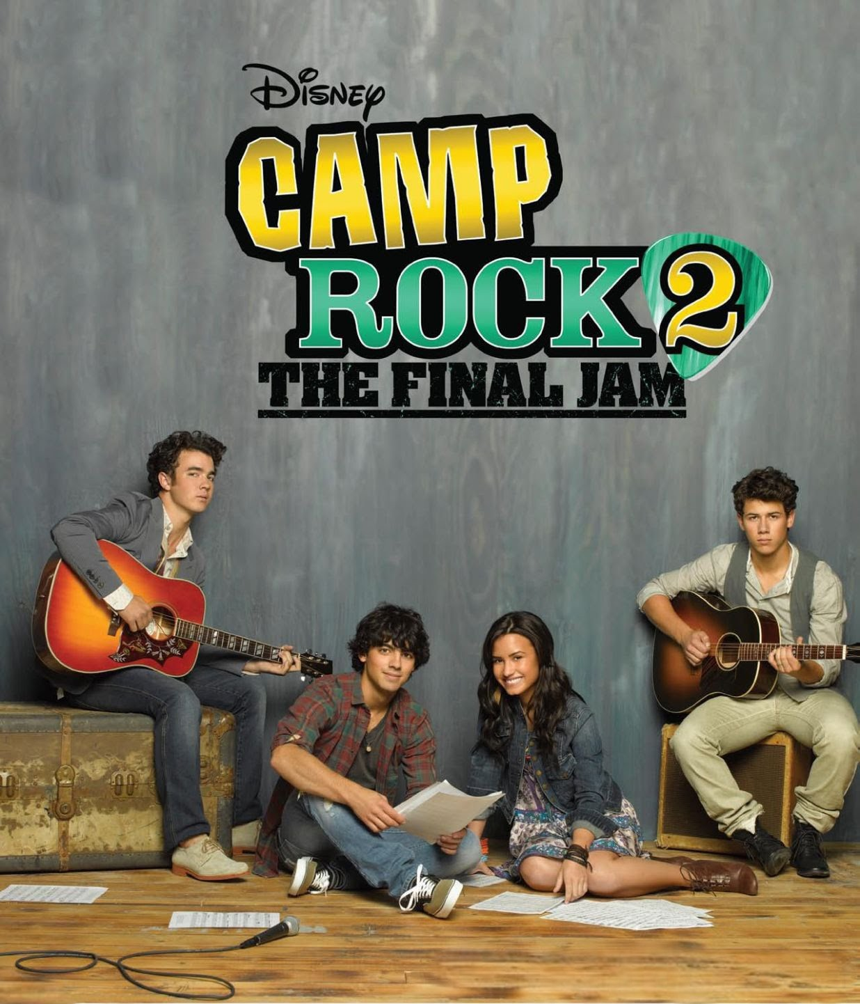 Camp Rock 2: The Final Jam - What We Came Here For (FULL