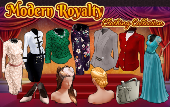 BannerCollection - ModernRoyalty