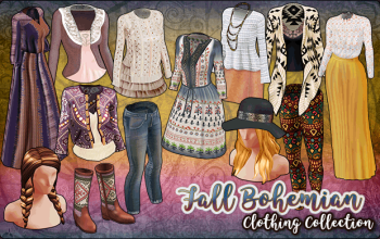 BannerCollection - FallBohemian