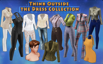 BannerCollection - ThinkOutsideTheDress