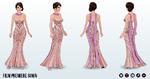 MovieStar - Film Premiere Gown