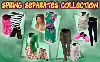 BannerCollection - SpringSeparates