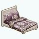 FestivalOfSleep - Silk Sheets Bed