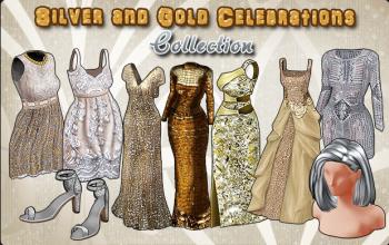 BannerCollection - SilverAndGoldCelebrations