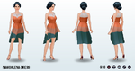 CincoDeMayo - Magdalena Dress