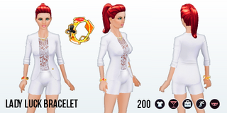 FabulousLasVegas - Lady Luck Bracelet