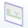 MintGreenDecor - Mint Love Art