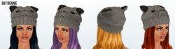 Pet - Cat Beanie