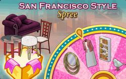 San Francisco Style Spree Spinner