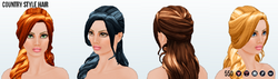 WesternWoman - Country Style Hair