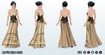 SpringCafe - Cappuccino Gown