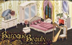 BannerDecor - BaroqueBeauty