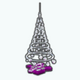 ACoffeeShopCarol - Hanging Ornament Tree