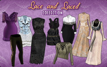 BannerCollection - LaceAndLaced