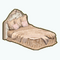ChampagneRoseDecor - Champagne Dreams Bed