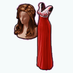 SummerRomanceSpin - Romantic Gown and Braid