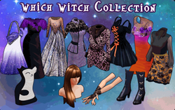 Which Witch Collection