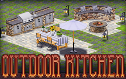BannerDecor - OutdoorKitchen