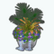 HomeAndGardenDecor - Potted Tropical Plants