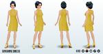 SummerFun - Sunshine Dress