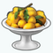 BistroKitchenDecor - Lemon Appeal Plate