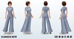 FashionForecast - Fashionista Outfit