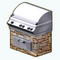 OutdoorKitchenDecor - Outdoor Kitchen Grill