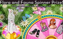 BannerSpinner - FloraAndFauna