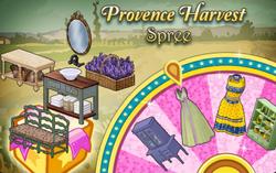BannerSpinner - ProvenceHarvest