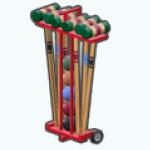 GardenPartySpin - Croquet Set