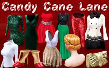 BannerCollection - CandyCaneLane