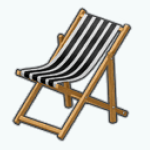 SummerMovieNightSpin - Silver Lake Chair
