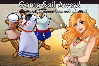 BannerCrafting - SailingLessons2014