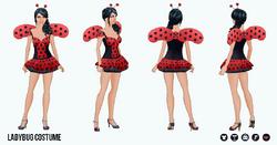 Boo-tique2 - Ladybug Costume