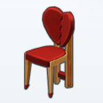ValentinesDaySpreeSpin - Heart Chair