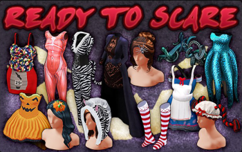 BannerCollection - ReadyToScare