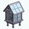 HomeAndGardenDecor - Tiny Greenhouse