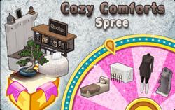 BannerSpinner - CozyComforts