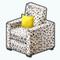 ModernOfficeSpaceDecor - Guest Office Armchair