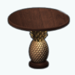 TropicalParadiseSpin - Pineapple Table
