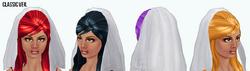 Bridal - Classic Veil