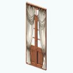 EveningSwampSpin - Secret Door Window