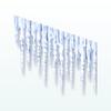 IceCastleDecor - Icicles