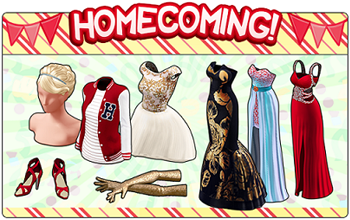 BannerCollection - Homecoming