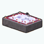 SinglesAwarenessDay - Romantic Spa Tub