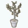 WinterWonderlandDecor - White Winter Tree